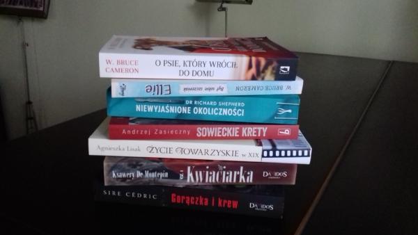 Książki Pani