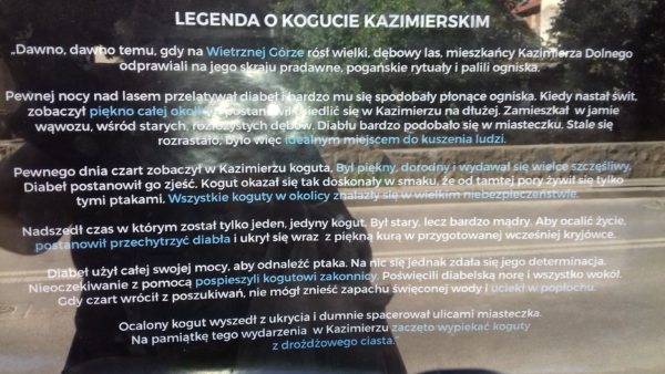 Kazimierska legenda
